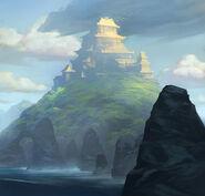 Elvish Monastery
