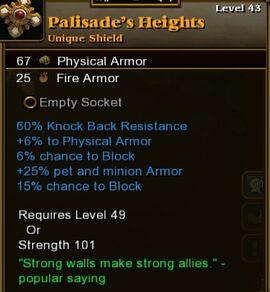 Palisade's Heights