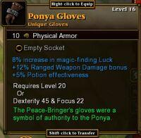 Ponya Gloves1