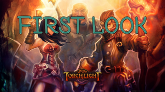 Torchlight OSX - First Look