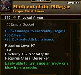 Mailcoat Pillager
