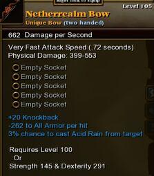 Netherrealm Bow