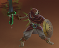Dessicated Warrior poison
