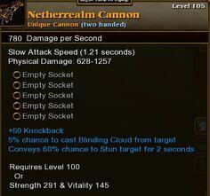 Netherrealm Cannon