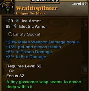Wraithsplinter