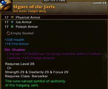 Signet of the Jarls