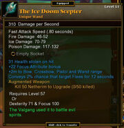 TheIceDoomScepter
