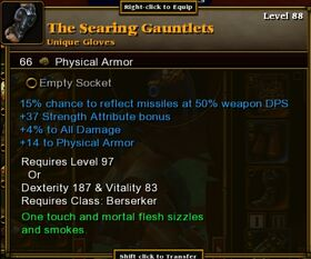 The Searing Gauntlets