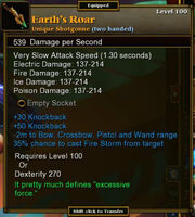 EarthsRoar