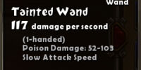 Tainted Wand