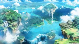 Cirrus Island Range