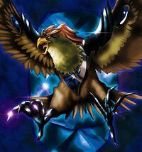 Advanced Crystal Beast Cobalt Eagle 2 2