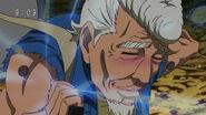 Jirou using Knocking on himself