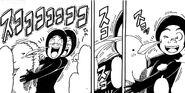 Yun and Komatsu