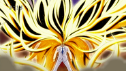 Satan Hair on the anime