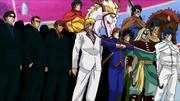 Gourmet Knights and Gourmet Yakuza