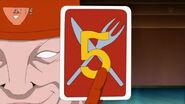 Gourmet Tasting Card front