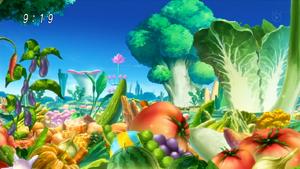 Vegetable Sky.. Eps 46