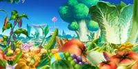Vegetable Sky