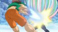 Sunny and Toriko combo attack