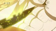 Chiru knife glows
