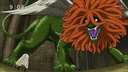 Salamander Sphinx anime
