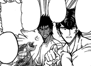 Jirou trying to name Midora as Saburou