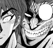 Zebra Sound Bullet to Toriko