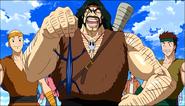 Zonge anime last scene