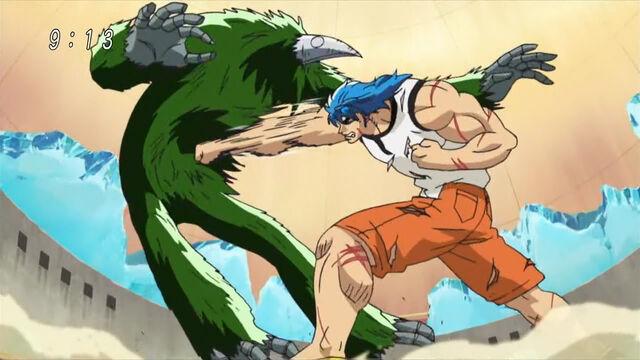 File:Toriko using Kugi Punch on GT Robo.jpg