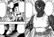 Chiru arrives at Zen Ou