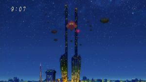 Gourmet Tower (Night) Eps 45