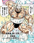 Barrygamon manga color