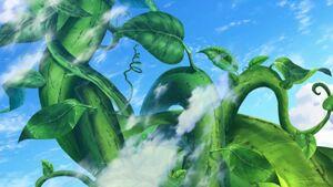 Sky plant anime