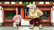Toriko and Komatsu feeling like Setsuno and Jirou's combo