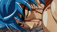 Toriko lies unconcious