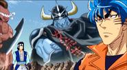 Toriko's Melk imagination anime
