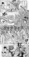 Salamander Sphinx Mane Attack