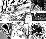 Four Beast hitting Kiss