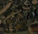 Lumpensammler-Platz