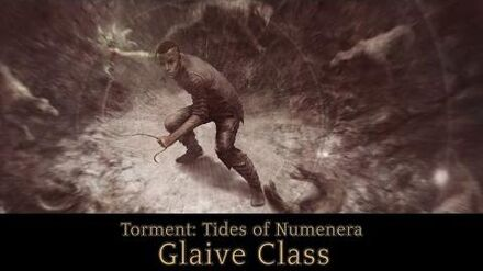 Torment Tides of Numenera - Glaive Trailer