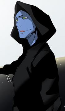 Cazador Azul
