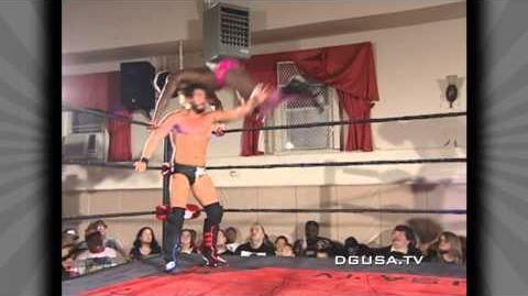 FREE Pro Wrestling Johnny Gargano vs