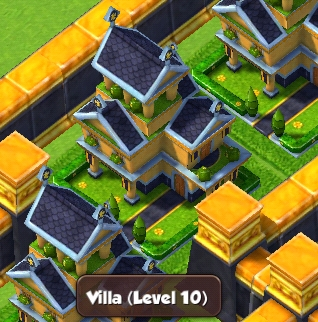 Villa Level 10 (Total Conquest)