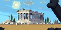 Greece's Pieces
