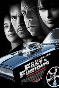 Fast & Furious (2009) poster