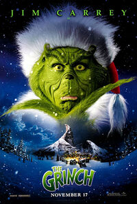 Dr. Seuss' How the Grinch Stole Christmas (film) poster