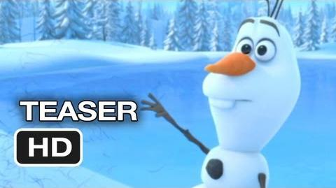 Frozen Official Teaser Trailer 1 (2013) - Disney Animated Movie HD