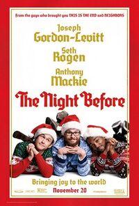 The Night Before (2015 film)