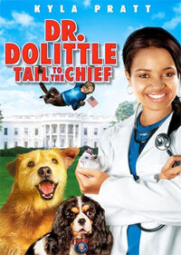 Dr. Dolittle Tail to the Chief poster